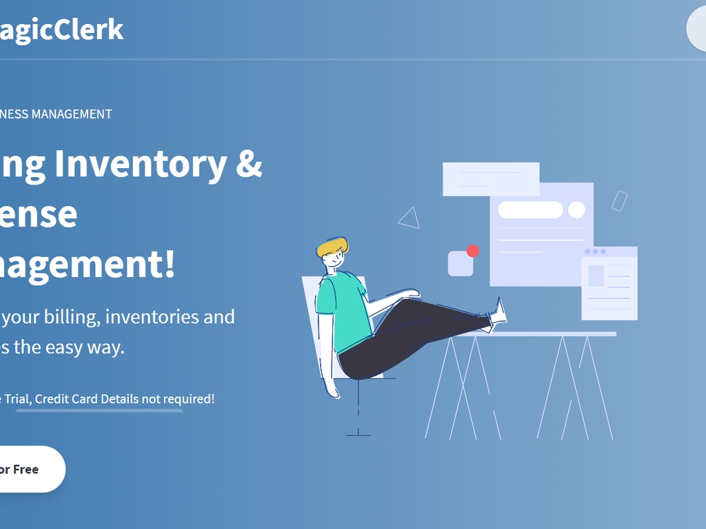 Billing, Inventory & Expense Management Web App