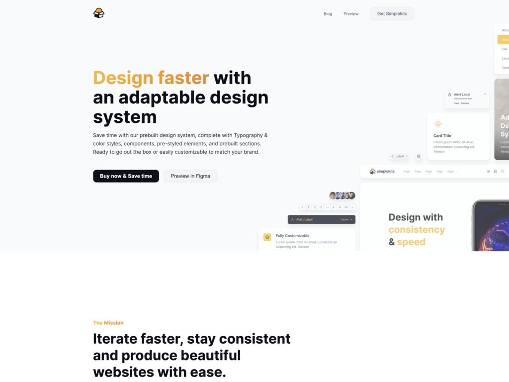 Adaptable Design System