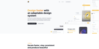 Adaptable Design System