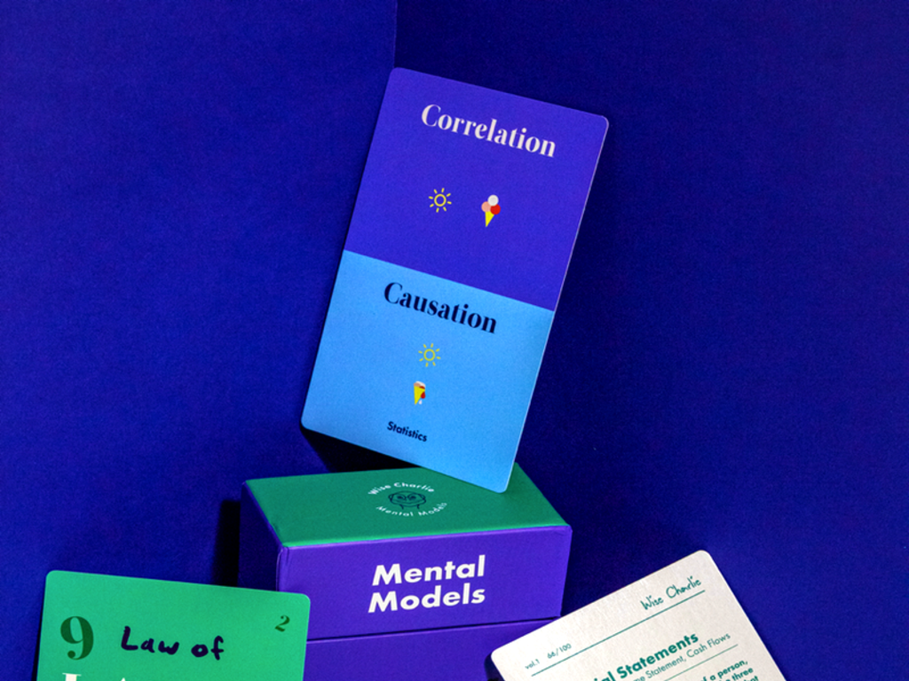 Newsletter & Mental Model Cards on Critical Thinking