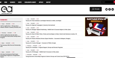 Educational Information Portal