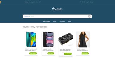 Price Comparison Starter Website