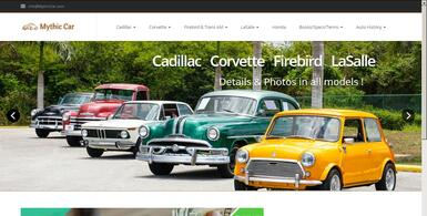 Passive Income Classic Cars Portal