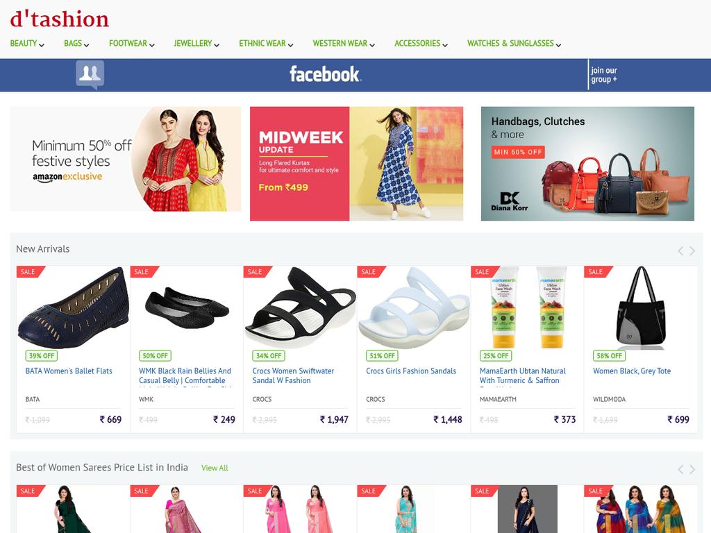 Affiliate Website in Fashion Niche