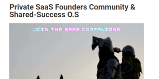 Online Private Community for SaaS Founders