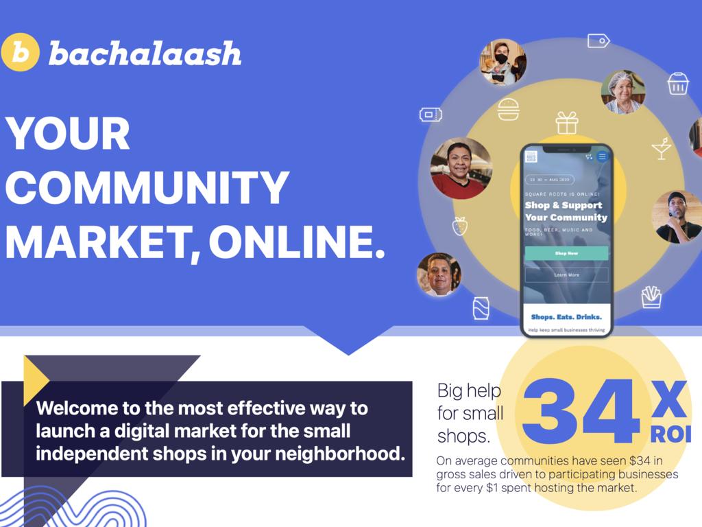 Community Market SaaS