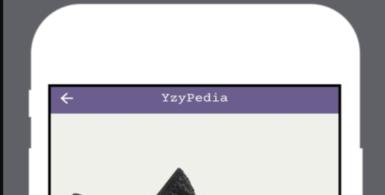 Yeezy Sneaker Release Dates App & Website