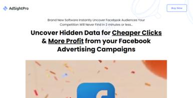 Facebook Advertising Software Suite
