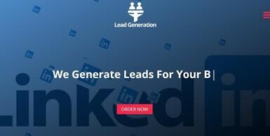LinkedIn Lead Generation Agency Starter Website