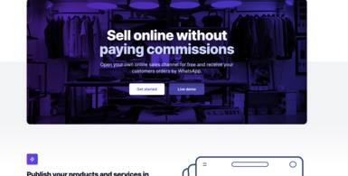 E-commerce Platform that Hosts Simple Online Stores