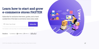 E-Commerce Weekly