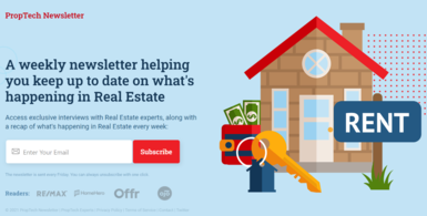 Weekly Newsletter for Executives in Real Estate