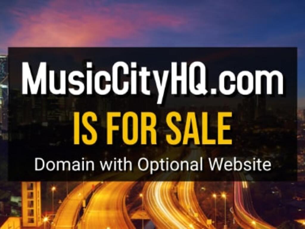 Music Discovery Starter Website
