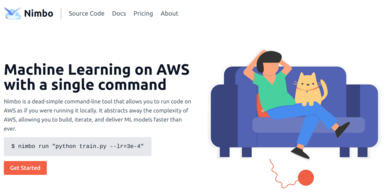 Machine Learning Command-Line Tool  for AWS