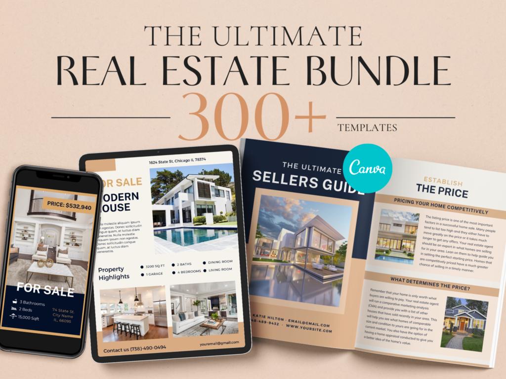 Real Estate Bundles Website