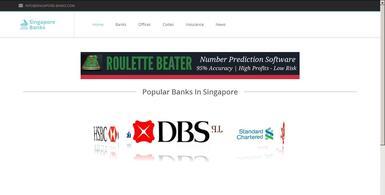 Passive Income Singapore Banks Portal