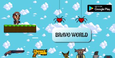 Adventure Platform Game
