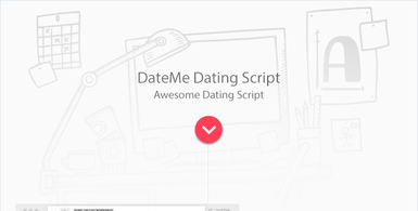 DateMe Dating Script