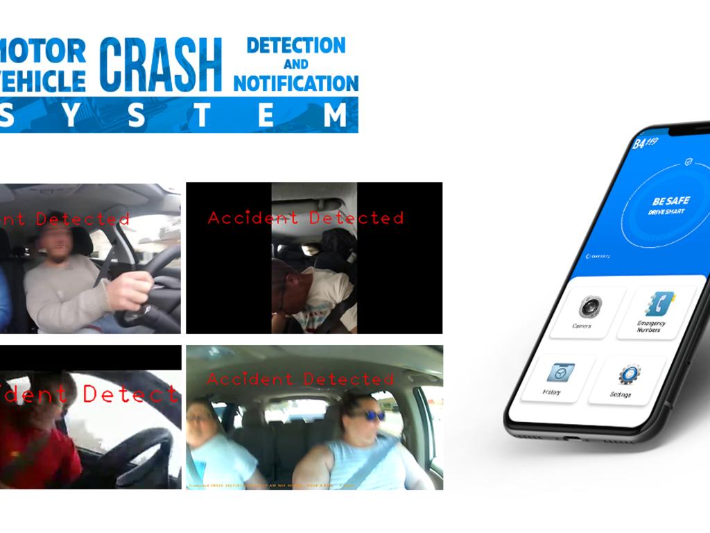 Vehicle Crash Detection