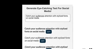 Text Styler