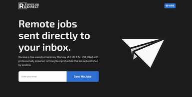 Remote Jobs Direct